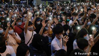 Hong Kong | Pro-Democracy Proteste