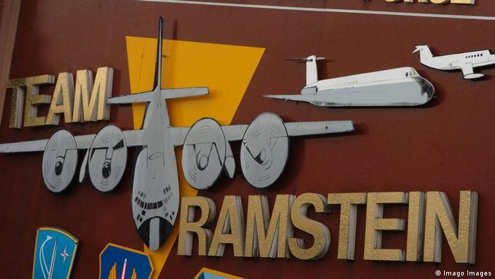База ВВС США Рамштайн в Германии
