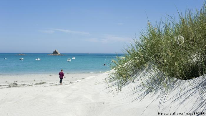The dunes of Keremma, Bretagne, France (picture-alliance/imageBROKER)