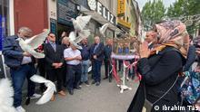 16. Jahrestag des Nagelbombenattentats in Köln Mülheim- Keupstraße
