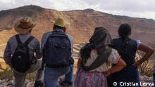 Mexiko Los Filos Bergbau Projekt in Carrizalillo