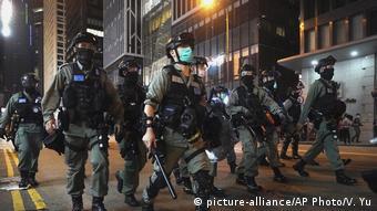 Hongkong Pro-Democracy Proteste
