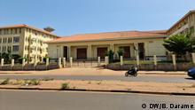 Guinea-Bissau's Supreme Court Building Place: Bissau, Guinea-Bissau Date: 09.06.2020 Copyright: Braima Darame, DW