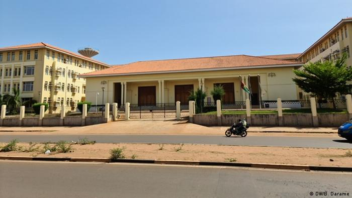Supremo Tribunal de Justiça, em Bissau