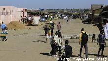 Sudan - Binnenvertriebene in Abu Shouk Lager in Darfur