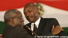 Burundi Pierre Nkurunziza 2005