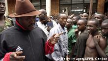 Burundi Pierre Nkurunziza 2006
