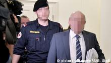 Österreich Prozess Spionafefall Bundesheer Offizier