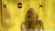 BdTD | Bild des Tages deutsch | Indonesien | Coronavirus | Desinfektion