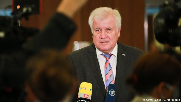 Deutschland | Innenminister Horst Seehofer