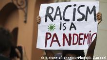 Polen | Tod George Floyd | Rassismus | Polizeigewalt | Black Lives Matter | Protest