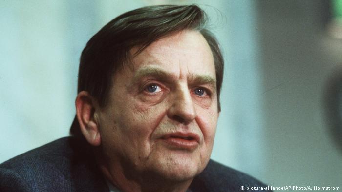 Schweden I Justiz I Mordfall Olof Palme (picture-alliance/AP Photo/A. Holmstrom)