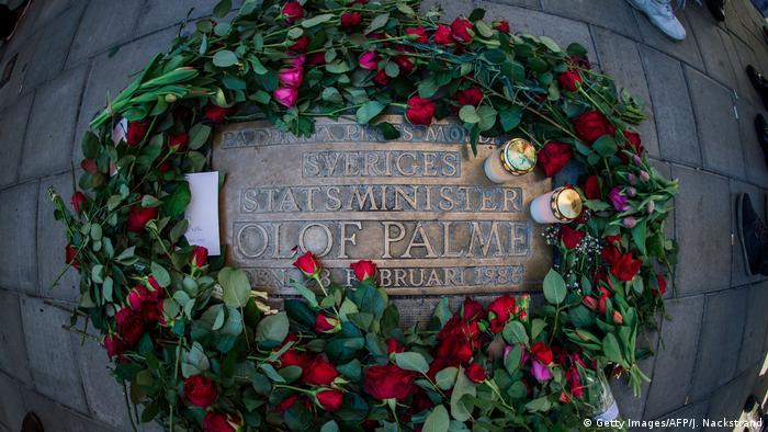 Schweden I Justiz I Mordfall Olof Palme (Getty Images/AFP/J. Nackstrand)