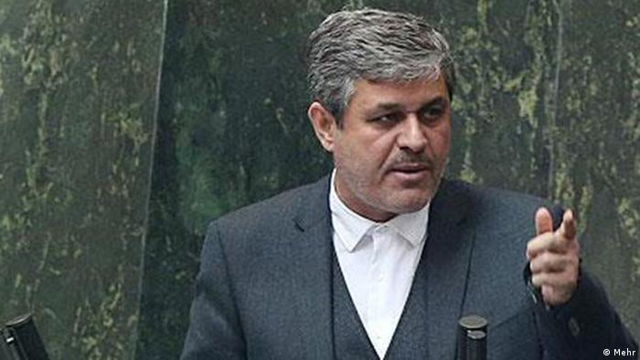 Iran Gholamreza Tajgardoun, Parlamentsabgeordneter