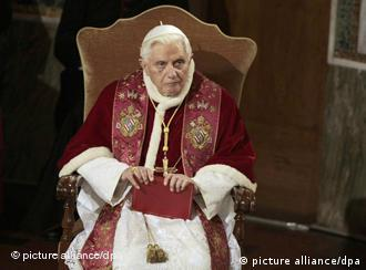 罗马教皇本笃十六世