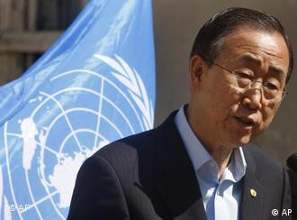 Ban Ki-moon anunciou investigação da ONU