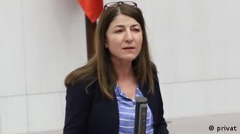 HDP İstanbul Milletvekili Züleyha Gülüm