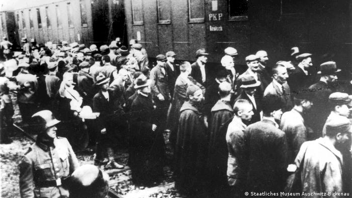 Prvi transport - 14.06.1940 Aušvic