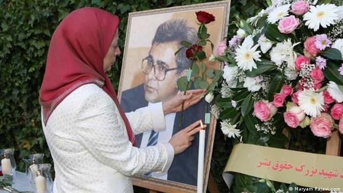 کاظم رجوی عضو شورای ملی مقاومت ایران در ۴ اردیبهشت ۱۳۶۹( ۲۴ آوریل۱۹۹۰) در نزدیکی خانهاش در سوییس به ضرب گلوله ترور شد. برادر مسعود رجوی، از رهبران سازمان مجاهدین خلق، پس از انقلاب نخستین نماینده ایران در دفتر سازمان ملل متحد بود.