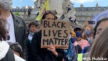 Frankreich   Paris   Tod George Floyd   Rassismus   Polizeigewalt   Black Lives Matter