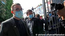 Ukraine Hands off Sternenko! Protest Serhii Sternenko