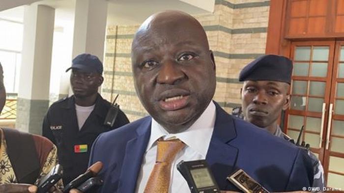 Guinea-Bissau Aristides Gomes, ehemaliger Premierminister