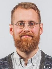 Dr. Martin Scott Porträt
