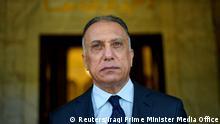 Irak | Ministerpräsident Mustafa al-Kadhimi