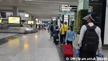 Coronavirus | Indien Flugreisen wieder aufgenommen