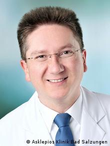 Asklepios Klinik Bad Salzungen  Andreas Dösch, Lungenarzt & Kardiologe