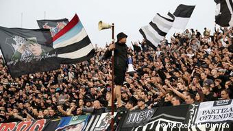 Serbien Fußball-Derby | FK Partizan Belgrad vs. FK Roter Stern Belgrad