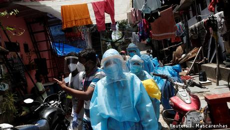 Coronavirus   Indien Mumbai (Reuters/F. Mascarenhas)