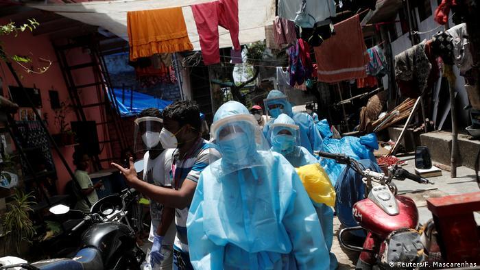 Coronavirus | Indien Mumbai