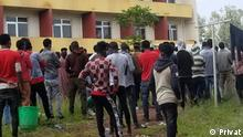 Äthiopien | Corona Isolations-Zentrum im Campus der Hawassa Universität