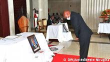 Burundi Agathon Rwasa kondoliert zum Tod von Pierre Nkurunziza