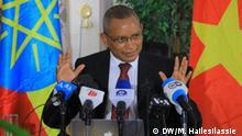 Äthiopien Debretsion G. Michael Präsident des Regionalstaates Tigray