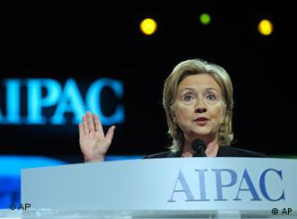 US-Außenministerin Hillary Clinton, Foto: ap