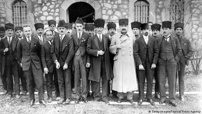 Ağustos 1922 / Ankara