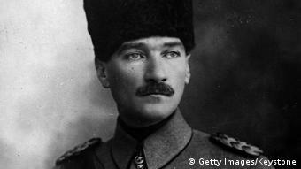 Ο Κεμάλ Ατατούρκ, ιδρυτής του σύγχρονου τουρκικού κράτους
