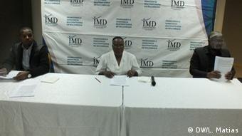 Mosambik Maputo PK zum Mehrparteinsystem