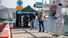 Polen EU-Grenzen sind wieder offen | ARCHIV Franfurt/Oder - Slubice