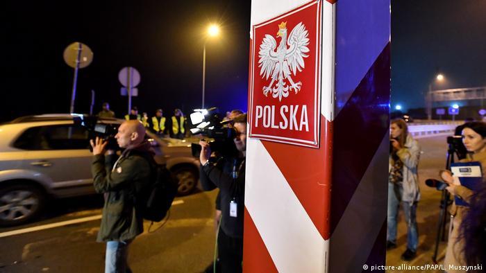 Polen EU-Grenzen sind wieder offen