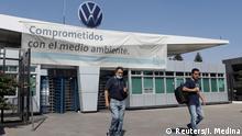 Mexiko Puebla | Coronavirus | Volkswagen