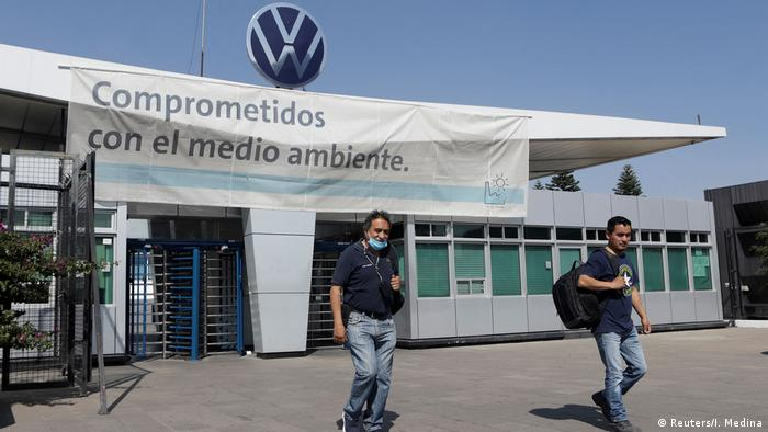 Pabrik VW di Puebla, Meksiko | Volkswagen