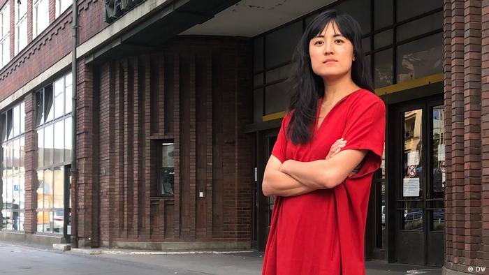 Beina Xu, DW video journalist in Berlin