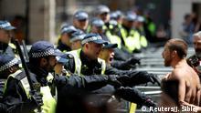 UK Black Lives Matter Protest in London