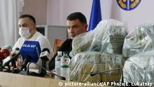 Ukraine Bestechungsvorwurf | Nazar Kholodnytsky