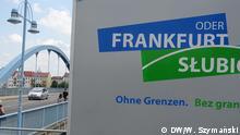 Grenze Polen - Deutschland Slubice, Frankfurt an der Oder | Coronavirus | Öffnung