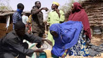 Niger Hungerkrise