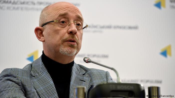 Віцепрем'єр-міністр з питань реінтеграції тимчасово окупованих територій Олексій Резніков